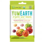 Vegan Organic Sour Jellybeans 50g