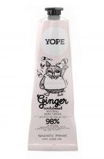 Ginger & Sandalwood Hand Cream 100ml