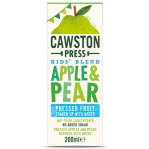 Kids Apple & Pear - Carton