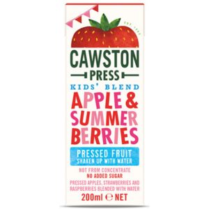 Kids Apple & Summer Berry - Carton