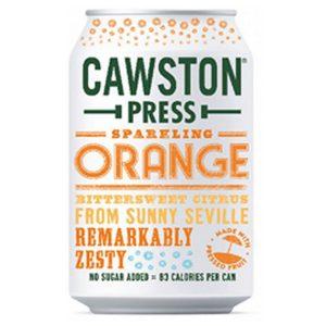 Sparkling Orange - Can