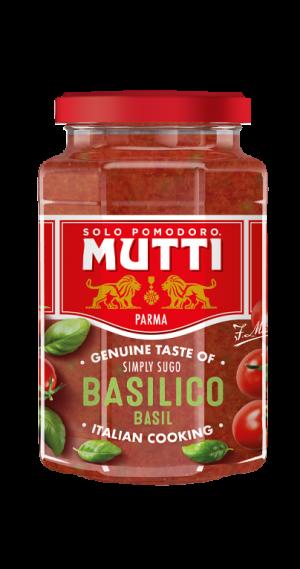 Basil Tomato Pasta Sauce