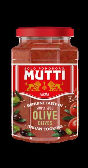 Olive Tomato Pasta Sauce