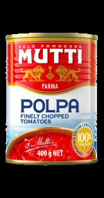 Chopped Tomatoes Tin