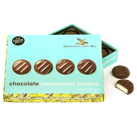 Summerdown Mint Chocolate Mint Creams