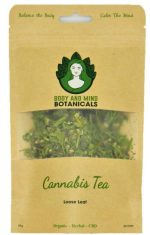 Body & Mind Botanicals Cannabis (CBD) Tea - Loose