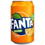 Fanta Can 330ml