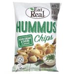 Eat Real Hummus Sour Cream Chips