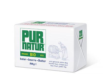 PUR NATUR Organic Unsalted Butter