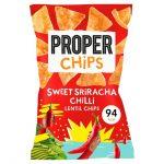 Propercorn Sweet Sriracha Lentil Chips