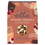 Deliciously Ella Gluten Free Original Granola