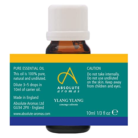 Absolute Aromas Ltd A Absolute Aromas Ylang Ylang Extra Oil