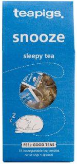 Teapigs Snooze - Sleepy Tea 15 Tea Temples