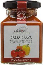 Delicioso Salsa Brava