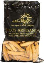 Delicioso Spanish Small Breadsticks 'Picos Artesanos'