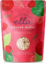 Deliciously Ella Gluten Free Bircher Muesli