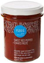 Rizes Greek Handmade Sweet Pepper & Tomato Paste 200g