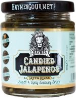 Haynes Candied Jalapenos - Green