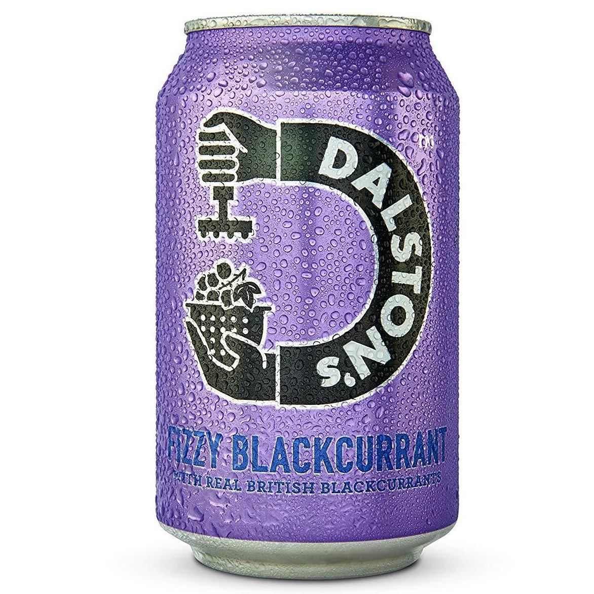 Dalstons Fizzy Blackcurrant