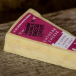 The Cheddar Cheese Gorge Co Port Matured Cheddar