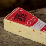 The Cheddar Cheese Gorge Co Tomato Onion Matured Cheddar