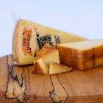 The Cheddar Cheese Gorge Co Oak Smoked Matured Cheddar