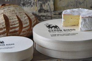 Fen Farm Dairy British Brie Baron Bigod