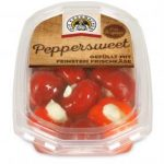 Die Kasemacher Cherry Peppers & Fresh Cheese