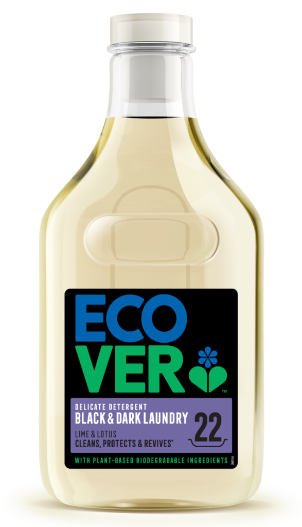 Ecover Black & Dark Laundry Liquid 1L