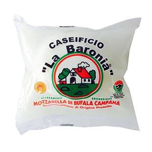 Caseificio La Baronia Mozzarella Di Bufala - Buffalo Mozzarella