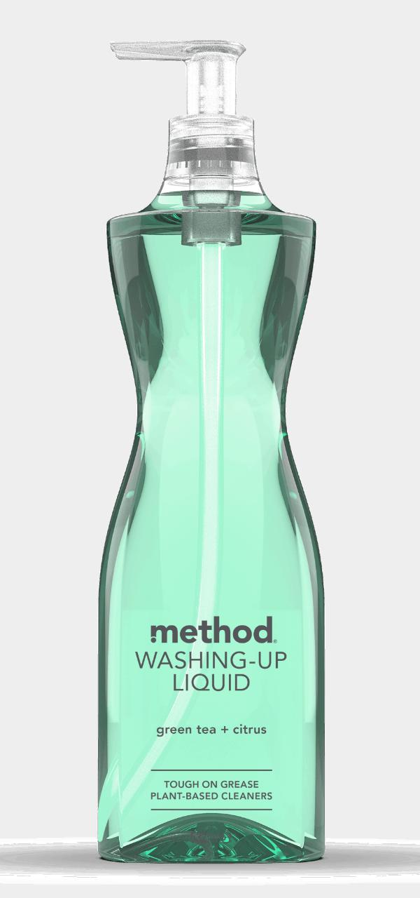 Method Washing Up Liquid Green Tea & Citrus