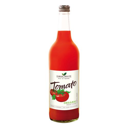 James White Organic Tomato Juice 750ml