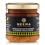 Neema Scotch Bonnet & Ginger Chilli Sauce