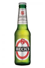 Becks Glass Bottle 275ml