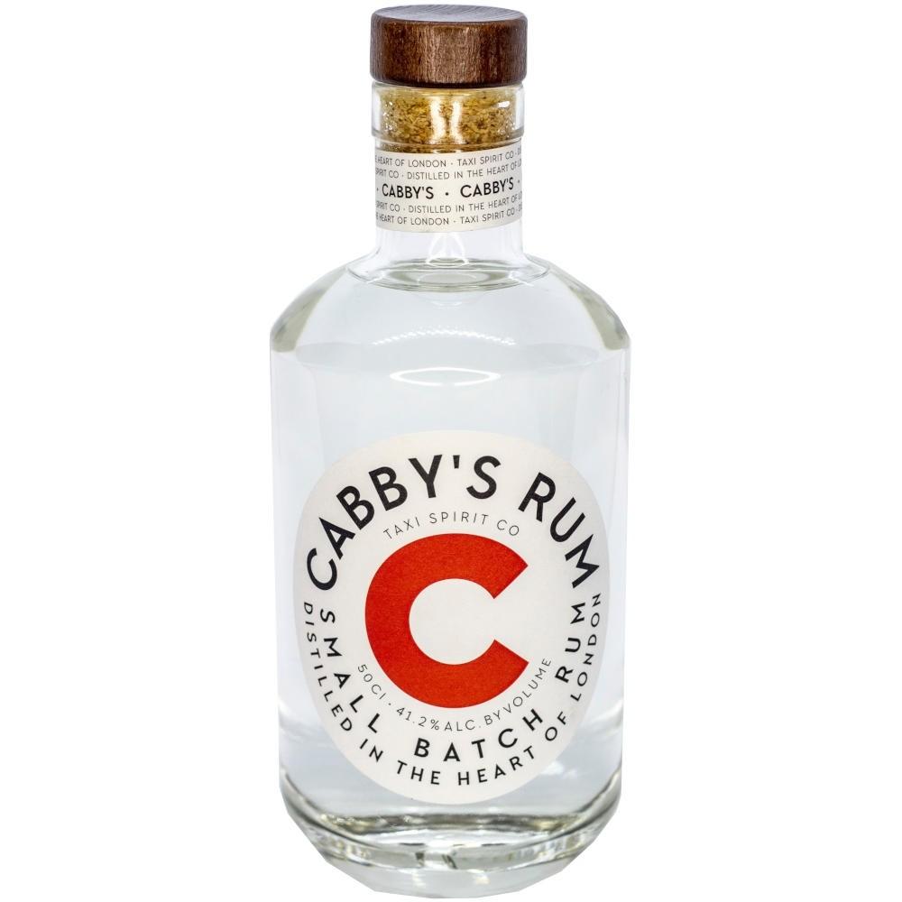 Cabby's White Rum