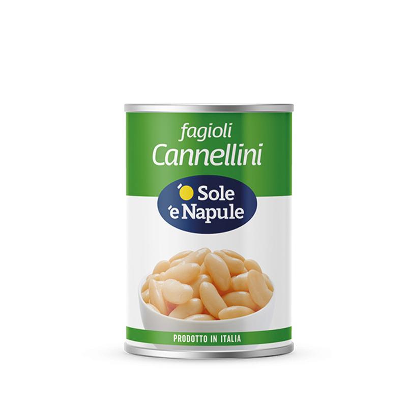 Sole e Napule Cannellini Beans