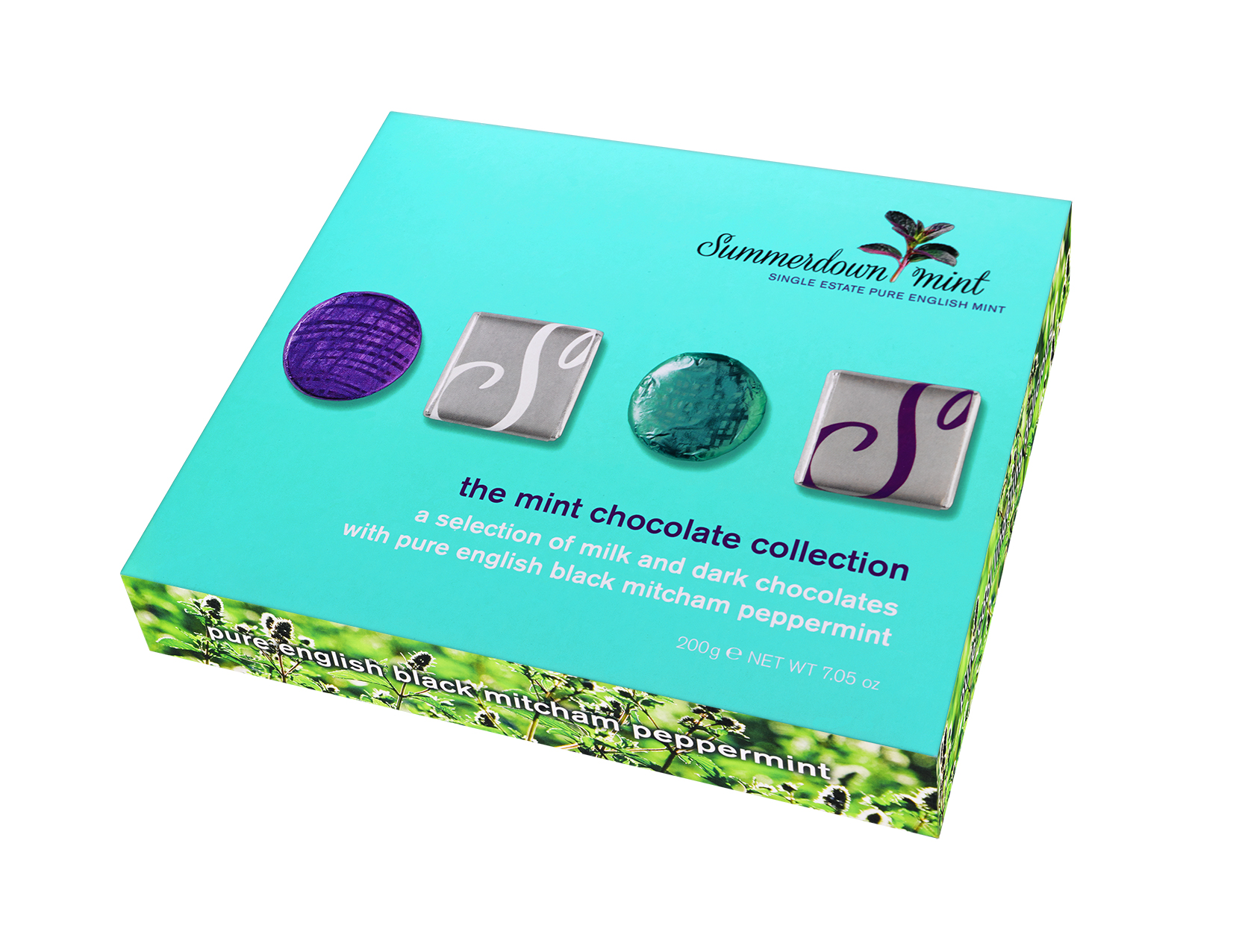 Summerdown Mint Chocolate Ultimate Mint Collection