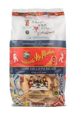 Pasta Di Martino Conchiglioni D&G