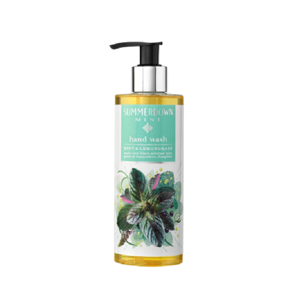 Summerdown Mint Hand Wash Lemongrass Mint