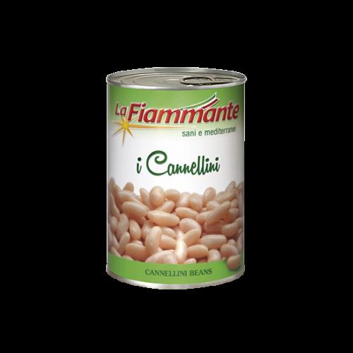 La Fiammante Cannellini Beans (tin)