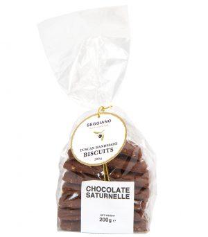 Seggiano Handmade Tuscan Chocolate Biscuits 200g