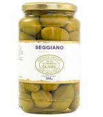Seggiano Organic Bella Di Cerignola Olives 350g