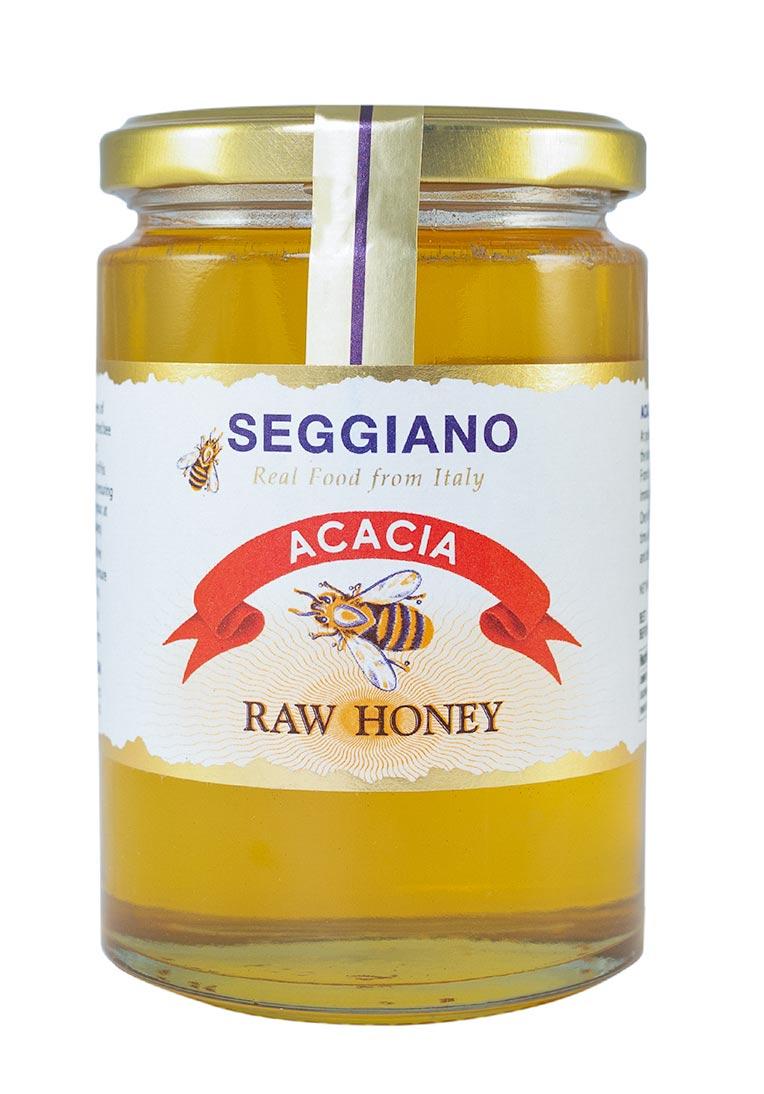 Seggiano Acacia Raw Honey 500g