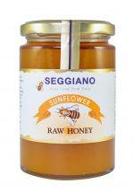 Seggiano Sunflower Raw Honey 500g