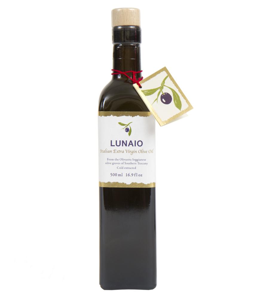 Lunaio By Seggiano Italian Extra Virgin Olive Oil 500ml
