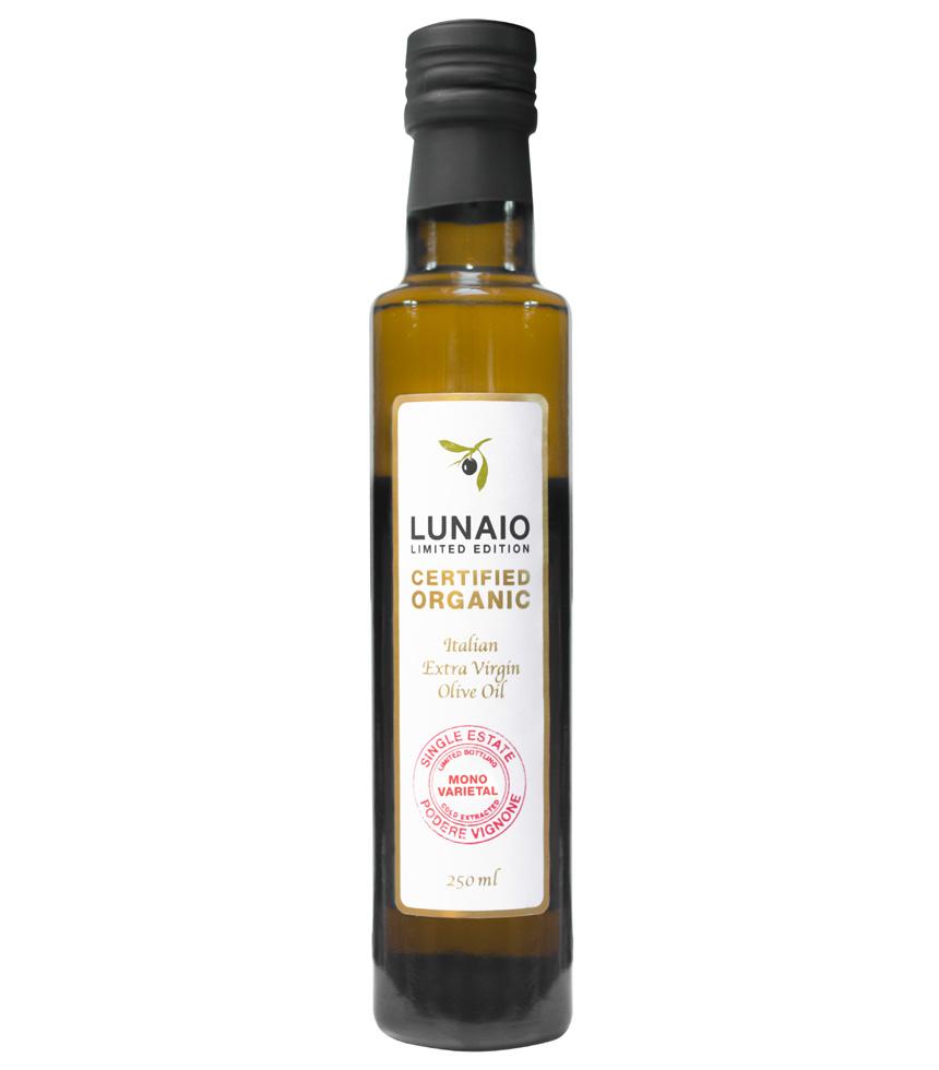 Lunaio By Seggiano Italian Single Estate E.V. Olive Oil