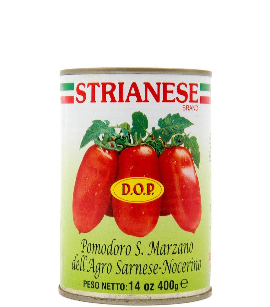 Strianese San Marzano Dop Tomatoes 400g
