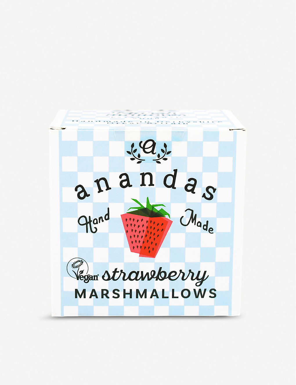 Anandas Food Strawberry Marshmallows (Vegan)