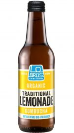 Lo Bros Organic Traditional Lemonade Living Drink