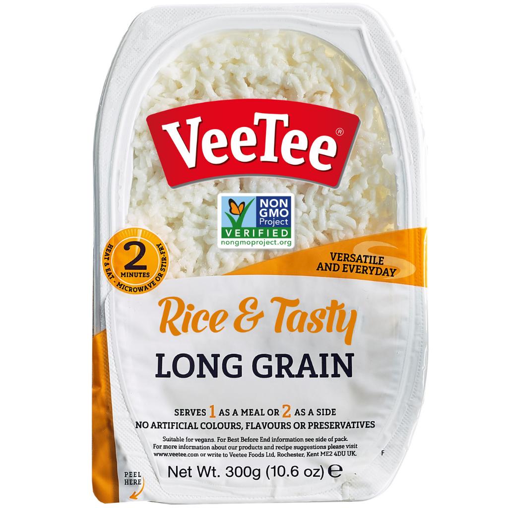 VeeTee Rice & Easy - Long Grain